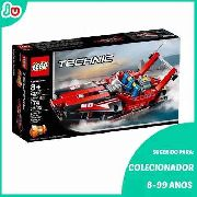 Lego Technic 42089 Barco A Motor Potente Power Boat