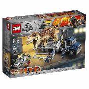Lego 75933 - Jurassic World - Transporte De T-rex