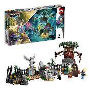 Lego Hidden Side 70420 - Mistério Do Cemitério