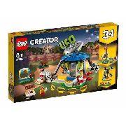 Lego 31095 - Modelo 3 Em 1: Parque De Diversões