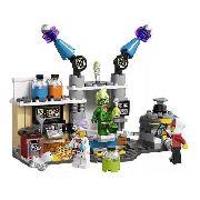 Lego 70418 Hidden Side - Laboratório Fantasma De JB
