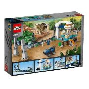 Lego 75937 Jurassic World Fúria De Triceratops