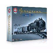 Brinquedo Trem Ferrorama Modelo Xp 300 Da Estrela