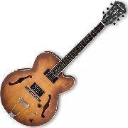 Guitarra Semi Acústica Profissional Af55 Tf Ibanez