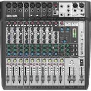 Mesa De Som Soundcraft Signature 12mtk Usb Multi-pista