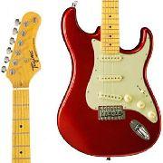 Guitarra Tagima Woodstock Tg-530 Mr Vermelho Metalico