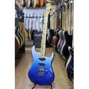 Guitarra Tagima Brasil Stella H3 Ocean Fade Metallic (clara)