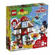 Lego Duplo Disney A Casa De Ferias Do Mickey 57 Peças 10889