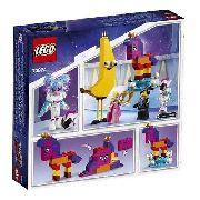 Lego Movie - O Filme 2 - Rainha Flaseria - 70824