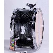 Caixa De Bateria 14x8 Odery Inrock Black Ash Limited Edition
