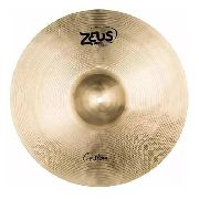 Prato Bateria Ataque 18 Crash Zeus Custom Bronze Liga B20