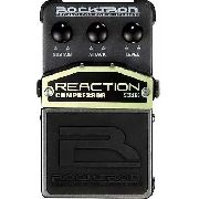 Pedal Para Guitarra Rocktron Reaction Compressor