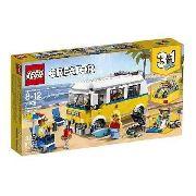 Lego Creator 3 Em 1 - Sunshine Van De Surfista 31079