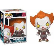 Funko Pennywise 777 - It A Coisa  Funko Pop