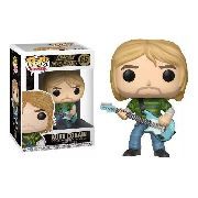 Kurt Cobain In Striped Shirt - Nirvana - Pop! Funko #65