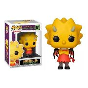 Funko Pop! The Simpsons Treehouse Horror - Demon Lisa #821