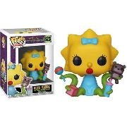 Funko Pop! The Simpsons Treehouse Horror - Alien Maggie #823