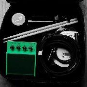 Pad De Percussão Roland Spd1e Spd One Electro Pad Spd-1e