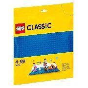 Lego 10714 Classic Blue - Base De Lego Azul 1 Unidade