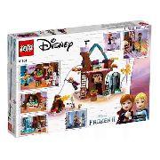 Lego Disney Princesa Frozen 2 Casa da Arvore Original 41164