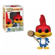 Woody Woodpecker Chase Edition Pop Funko #493 - Pica Pau