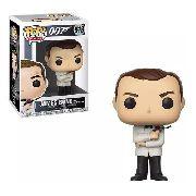 Funko Pop! 007 James Bond - Sean Connery With White Tux #518