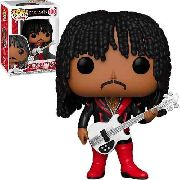 Rick James - Pop! Rocks Funko #100