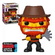 Funko Pop! Simpsons: Nycc 2019 - E Groundskeeper Willie #824