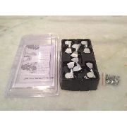 Tarraxa Gotoh Blindada Sg3014 3x3 Cromada Japan Original