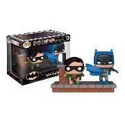 Funko Pop! Heroes: Batman And Robin New Look Batman 1964 281