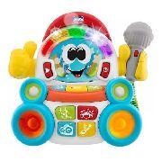 Robob Gravador Falante Brinquedo De Atividades Chicco (3a+)