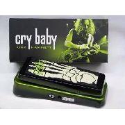 Dunlop Kh95 Kirk Hammett Signature Crybaby Wah Wah Guitarra