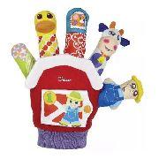 Fantoche Dedoche Fazendinha Farmyard Puppet Chicco 0076510