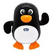 Brinquedo Para Banho Chicco Pinguim Nadador 6m+