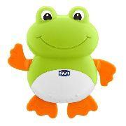 Brinquedo Para Banho Chicco Sapo Nadador 6m+