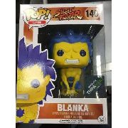 Pop! Funko Street Fighter Blanka 140 - Exclusive