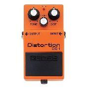 Pedal Boss Ds1 Distorção Ds 1 Guitarra