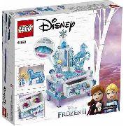 Lego Disney 41168 Frozen 2 A Criação Do Porta Jóias De Elsa