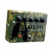Pedal Dunlop - Mxr Dime Distortion - Dd11 Dimebag Darrel