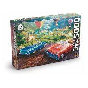 Quebra Cabeça Puzzle P5000 Peças Vale Dos Sonhos - Grow