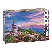 Quebra Cabeca Grow P3000 Tailandia 03738