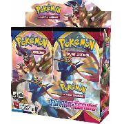 Pokemon Box 36 Booster Coleção Espada E Escudo