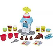 Play Doh Kitchen Festa Da Pipoca 280g Hasbro E5110