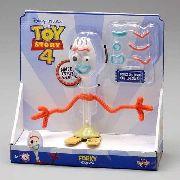 Garfinho Toy Story 4 Forky Boneco De Montar - Toyng