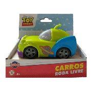 Kit Carrinhos Rodas Livres - Jesse, Alien - Toy Story Toyng