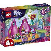 41251 Lego Trolls World Tour - O Pod De Poppy