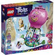 41252 Lego Trolls World Tour - A Aventura No Balão De Poppy