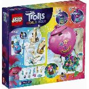 41252 Lego Trolls World Tour - A Aventura No Balão De Poppy