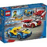 Lego 60256 City Carros De Corrida Original + Frete Gratis