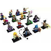 Lego Minifigur Dc Super Heroes Series Coleção Completa 71026
